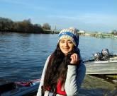Hanaa Mughal Coxes Captain